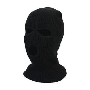 Balaclava Sas Army Black Mask Winter Neck Warmer Ski Snow Hat