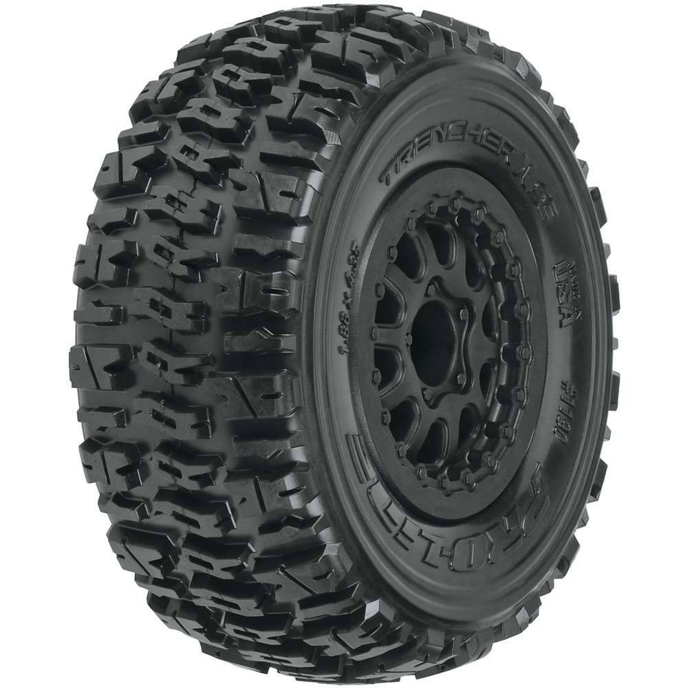 Pro-Line Trencher X SC 2.2 3.0 M2 Tires Renegade 1190-13