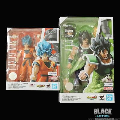 NEW RARE SH Figuarts Jiren Dragon Ball Super Bluefin Tamashii Nations Bandai