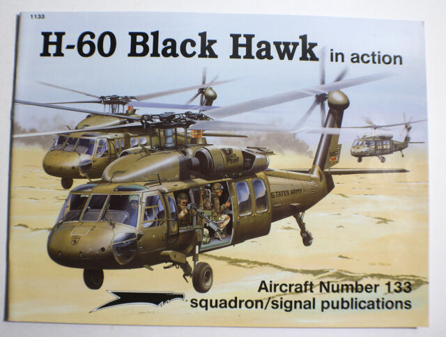 Aircraft in Action Ser.: H-60 Blackhawk in Action by Paul Pickett (Trade  Paperback) for sale online | eBayeBay