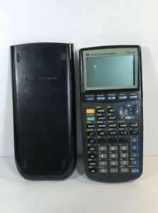 VERY-NICE-CLEAN-Texas-Instruments-TI-83-Plus-Graphing-Calculator-w-Slide-Cover