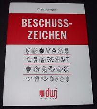 Handbuch Beschusszeichen G. Wirnsberger Stand 2011 NEU!