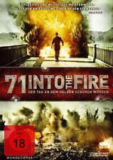 71 Into the Fire DVD Neuwertig FSK 18