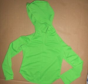 NWT-Dance-Hip-Hop-Hoody-Ladies-or-Child-Sizes-2-Neon-Colors