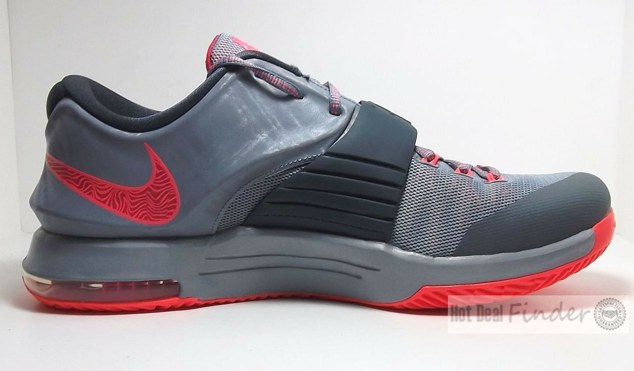 2059b8b769b NIKE KD VII DURANT CALM BEFORE STORM   SIZE 12   MEN BASKETBALL SHOES  653996-