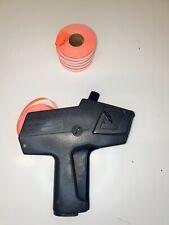 Monarch Paxar 1110 Pricing Label Gun Retail Gray Tested Workingw 5 Rolls Label