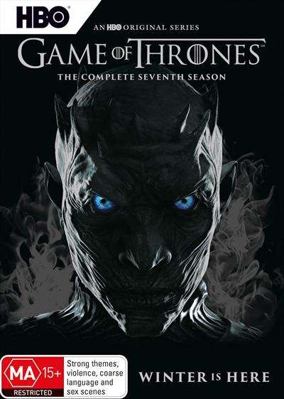 Game Of Thrones Season 7 : NEW DVD {Region 4 - Australian Official Release}