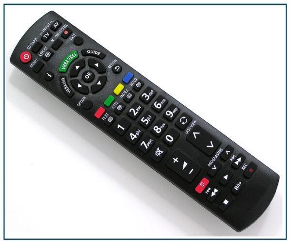 Remplacement Télécommande Pour Panasonic Tv Tx-p46gts31 Tx-p46gtx34 Tx-p46st32