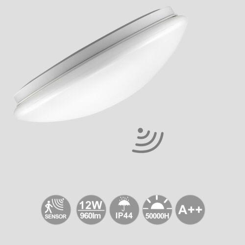 LED Deckenleuchte Badleuchte Küche Deckenlampe Dimmbar Wohnzimmer IP44 12W-96W