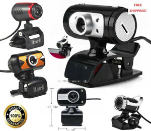 USB-HD-night-vision-Webcam-Camera-With-Microphone-Mic-LED-For-PC-Computer