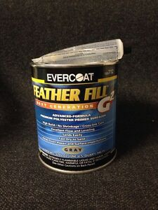Evercoat Feather Fill G2 Polyester Primer Surfacer Gray
