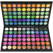 SHANY 120 Colors Eye shadow Palette, Bold and Bright Collection, Vivid