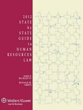State by State Guide to Human Resources Law, 2012 Edition