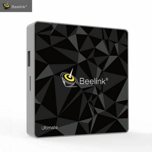 Beelink Gt1 Ultimate TV Box S912 Octa Core CPU Android 7.1 M