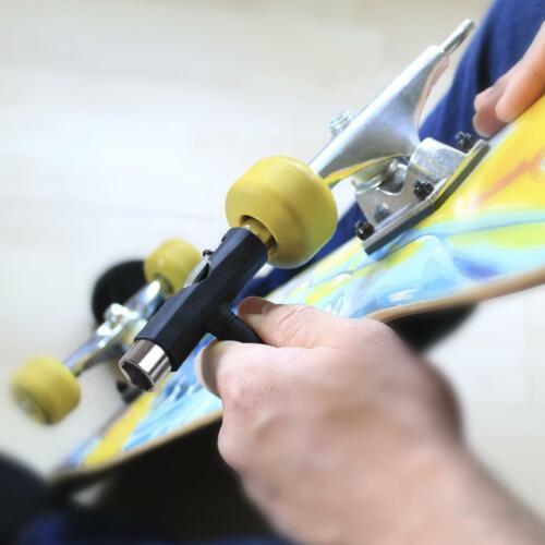 Skate Werkzeug Skateboard T Tool Schraubenschlüssel Multi T-Tool Skater Zubehör