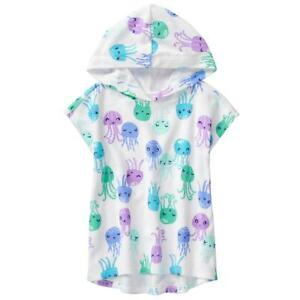 51bf420b12d12 Image is loading NWT-Gymboree-Toddler-Girls-swim-cover-up-Jellies-