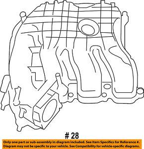 Chrysler Oem Engineintake Manifold 68240667ab Ebay. Is Loading Chrysleroemengineintakemanifold68240667ab. Chrysler. 2015 Chrysler 200 Engines Diagrams Of Manifold At Scoala.co