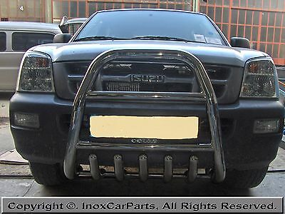 Isuzu D Max And Rodeo Axle Bull Bar A Bar 2012 And