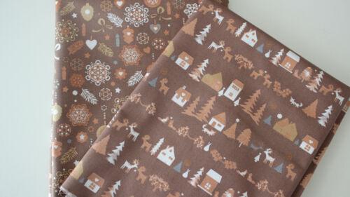 Oferta de toalla de Navidad de 2 x 100 x 140//150 cm bronce