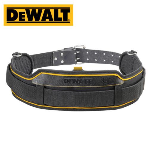 DWST 1-75651 Dewalt Heavy Duty outil en Cuir Ceinture//DWST 80908-8