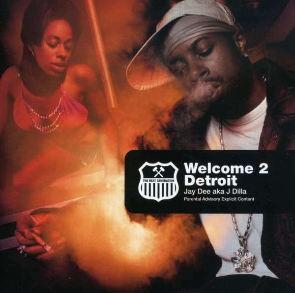 Dee  jay - Welcome To Detroit NEW CD