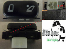 Mercedes E- Class W210 - Wing / Door Mirror Adjustment Switch -Centre Console