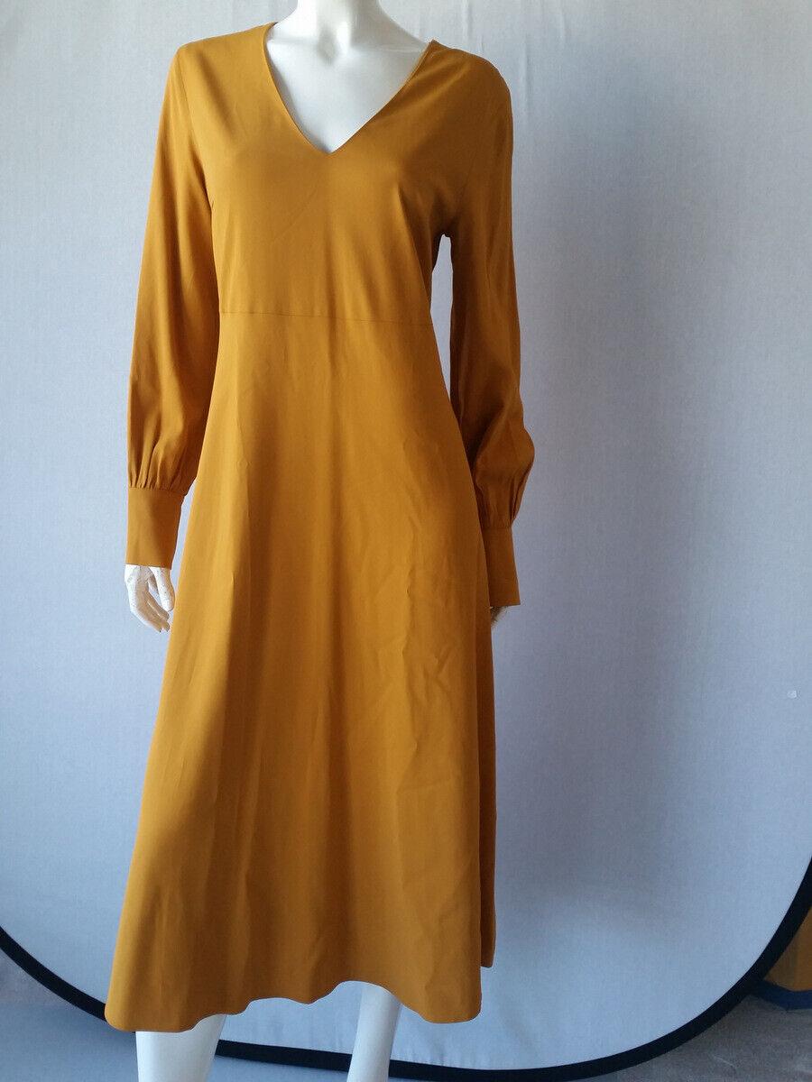 Hallhuber Dress Curcuma Size 40 = UK 12 *** NEW *** NEW