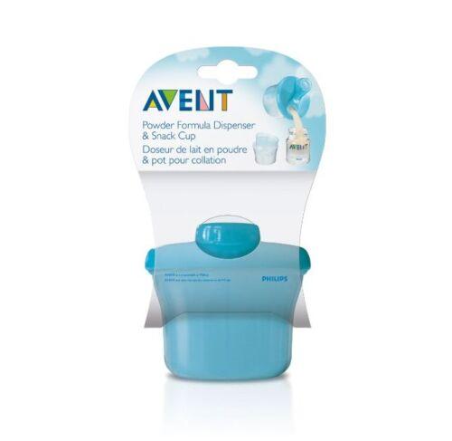 AVENT BPA Free Formula Dispenser//Snack Cup 1 ea