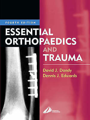 1 of 1 - Essential Orthopaedics and Trauma, Acceptable, Edwards MBChB  FRCS(Orth), Dennis