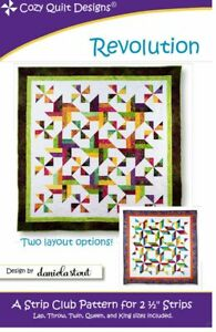 Revolution-Quilt-Pattern-by-Cozy-Quilt-Designs