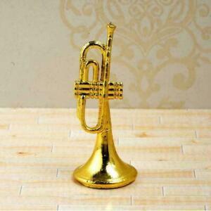 1-12-Puppenhaus-Zubehoer-Miniatur-Musikinstrument-Modell-Spielzeug-Geschenk-I3F1