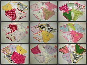 GYMBOREE-U-PICK-5-PAIR-OF-GIRLS-PRINTED-PANTIES-UNDERWEAR-SIZE-3-4-NWT-3