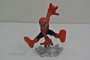 Marvel super hero squad spider-man jumping Argent web sangle de film WAVE 1