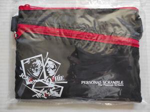 Persona-5-Scramble-The-Phantom-Strikers-Sacoche-Bag-Sealed