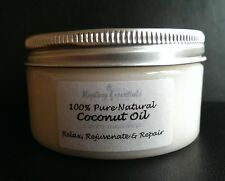 Coconut Oil- 100g Jar- 100% Pure Natural High Quality Base/ Carrier/Aromatherapy