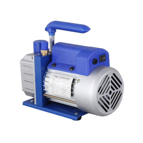 2.5CFM Pompe à vide Frigoriste Air Réfrigérant Vacuum Pump installation de clim