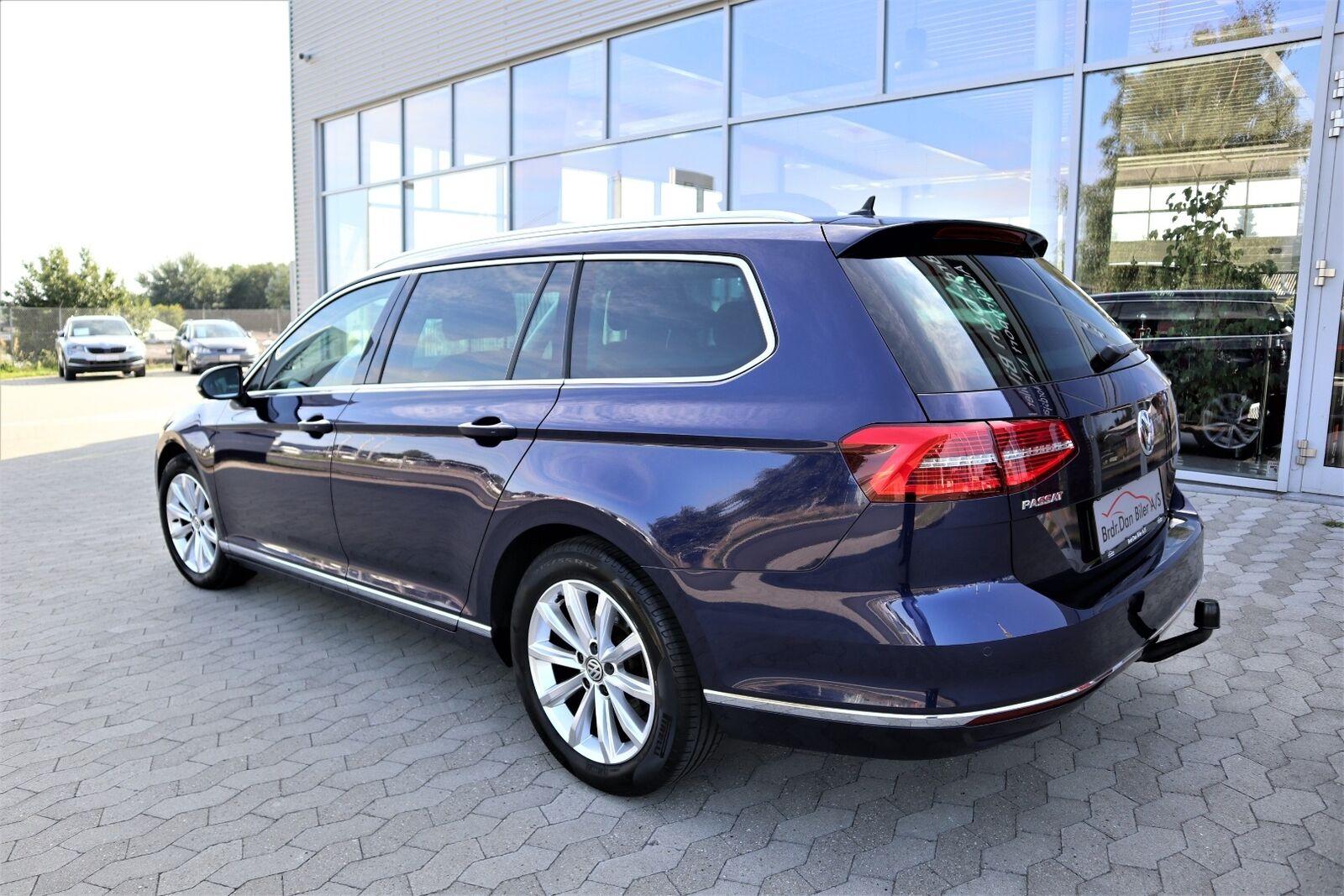 VW Passat 1,4 TSi 150 Highline Premium Variant DSG