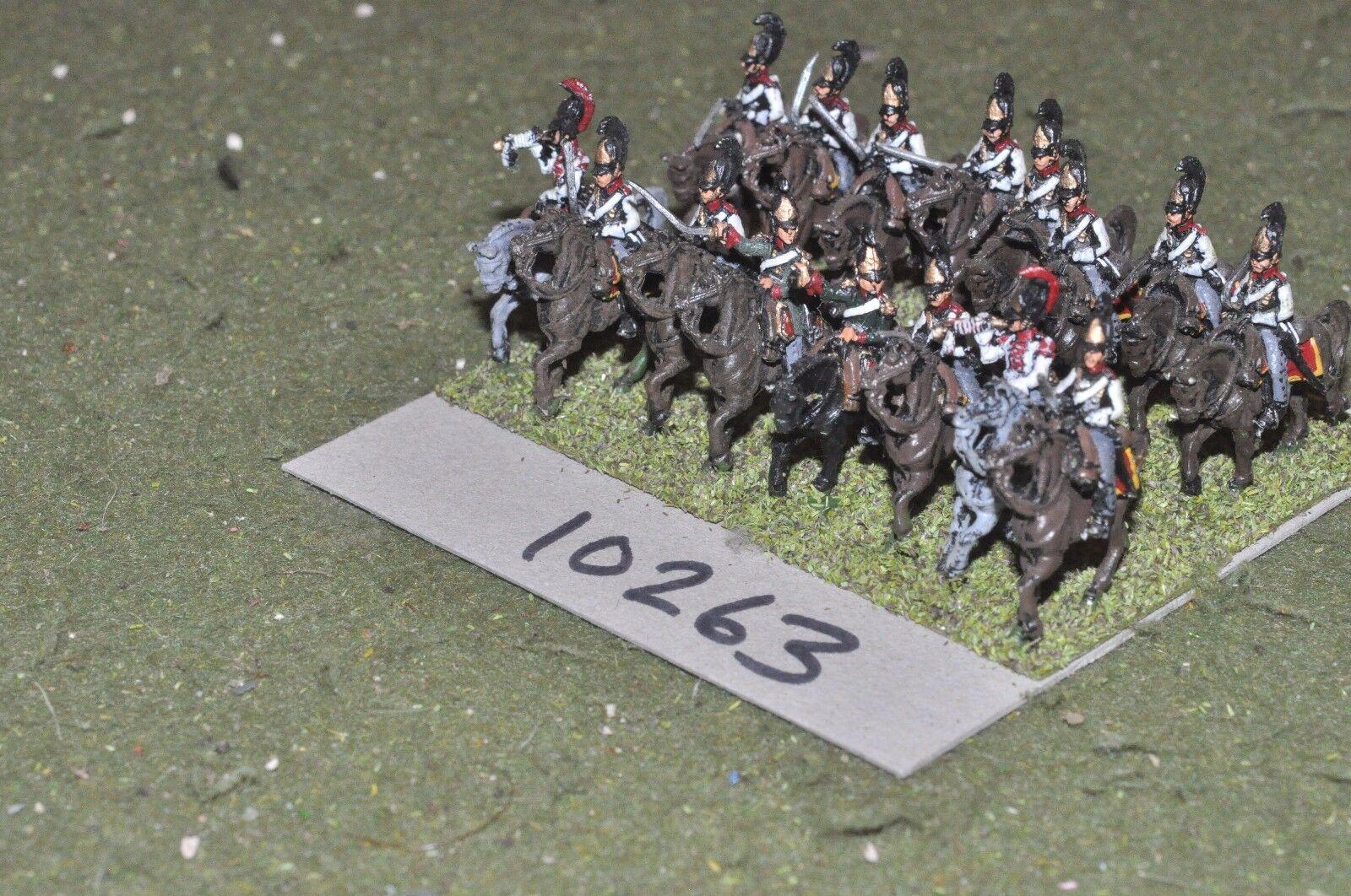 15mm napoleonic   russian - 16 cavalry - cav (10263)