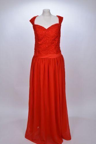 Festkleid mit Spitze Amy's Bridal 48 4XL Neu | Discount  Discount  Discount  | Charakteristisch  4b0d83