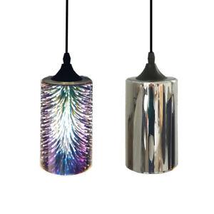 Modern-LED-Ceiling-Lamp-Chandelier-3D-Glass-Fireworks-Pendant-Light-Shade