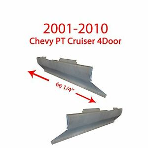 2001 2010 Chrysler Pt Cruiser 4 Door Rocker Panel Set