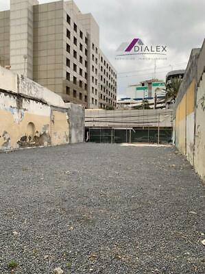 Terreno en Renta -CENTRO DE MONTERREY N.L.- Zona Comercial
