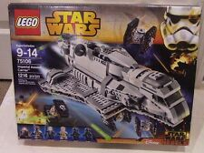 Lego - Star Wars Disney Imperial Assault Carrier #75106 Brand New Sealed 5 Figs