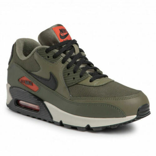 Size 9 - Nike Air Max 90 Essential Olive for sale online | eBay