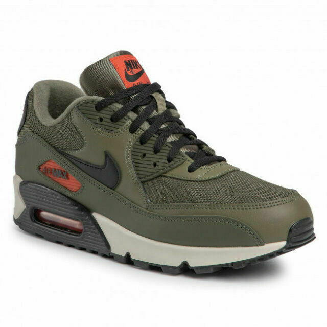 Size 9.5 - Nike Air Max 90 Essential Olive