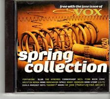 (FD631A) Spring Collection, 16 tracks various artists - 1998 Vox Magazine CD