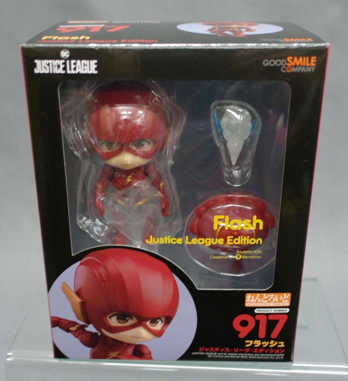 Nendoroid Flash Justice League Edition Good Smile Company Japan New