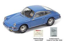 Porsche 901 1964 sky blue 1:18 CMC M-067D