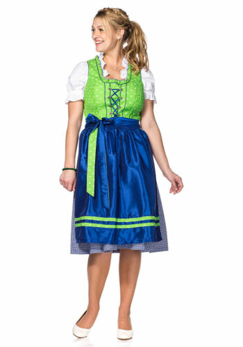 Grün Weiß By Style Blau Kleid Neu Dirndl New 46 Sheego waOnqPwX
