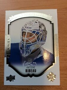 UPPER-DECK-2015-2016-SERIES-TWO-ANTOINE-BIBEAU-ROOKIE-PORTRAIT-CARD-P-63